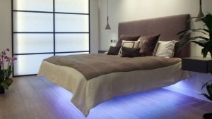 Illuminating Bed Design That You'll Own Ever