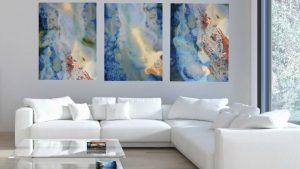 Modern Canvas Wall Art Ideas for Living Room