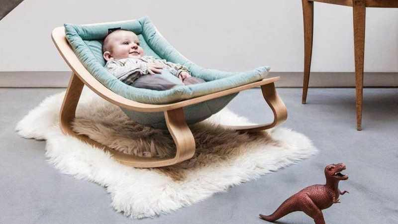 Stylish Ideas of Rocking Chairs for Your Kids