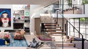 Exclusive Kitchen stairs Trends For Modern Homes