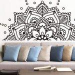 Peaceful Mandala Wall Art Inspiration