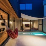 Modern Style Hammocks for Home Interior or Exterior