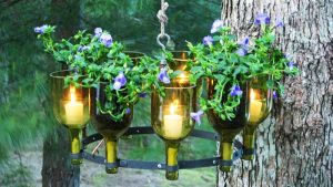 Recycled Your Old Bulbs for Unique Diy Ideas