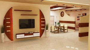 Best Ways to Spice-Up TV Unit Wall