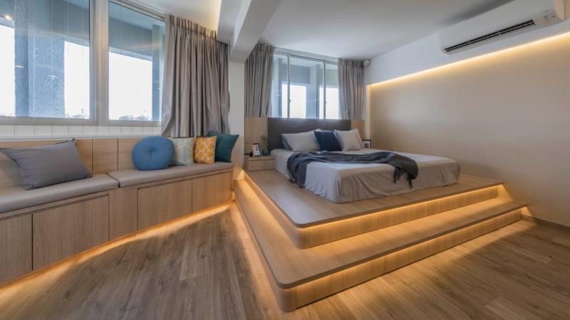 Trendy Bedroom Window Designs for Modern Homes